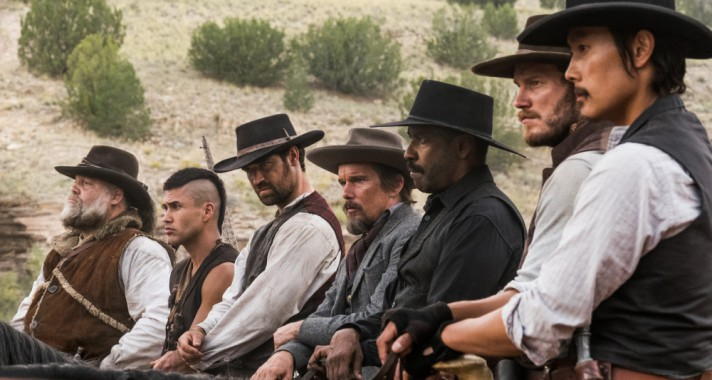 Klasszikus western újraértelmezve: A hét mesterlövész
