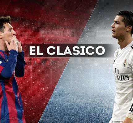 El Clasico december elején