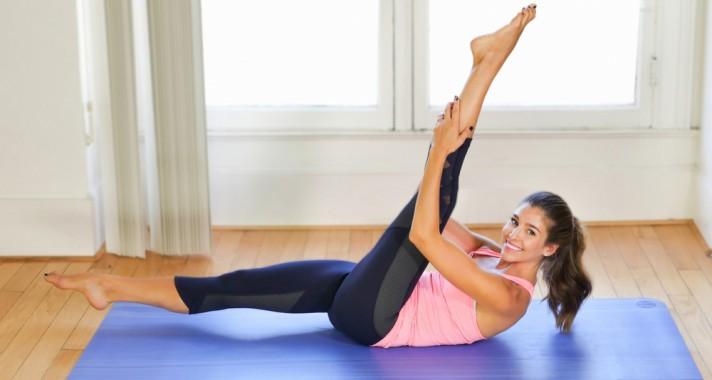 8 ok, amiért neked is ki kell próbálnod a pilates-t
