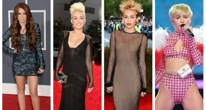 Egy ígéretes tinisztár tündöklése és tündöklése - Isten éltessen, Miley Cyrus