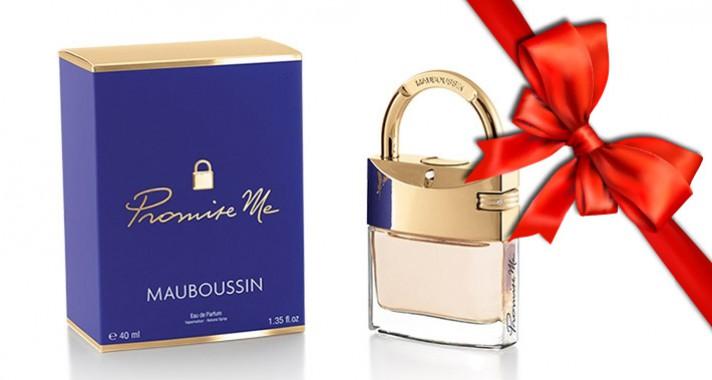 Style Tipp: jöhet egy ígéret? Mauboussin a luxus új illata.