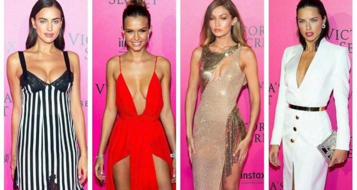 Így festettek a szupermodell angyalok a Victoria's Secret Show után