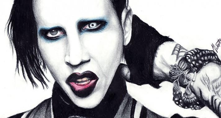 Karácsonyra Marilyn Manson jegyet!