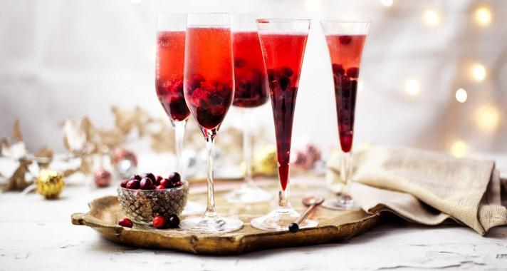 5 pezsgő alapú koktél szilveszterre