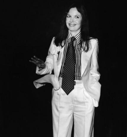Diane Keaton: Tartás kell ahhoz, hogy az ember feltárja a tökéletlenségeit