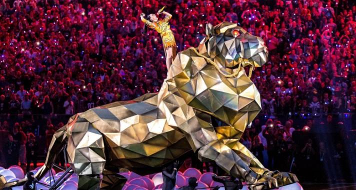 Top 10: A Super Bowl valaha volt legjobb félidős produkciói