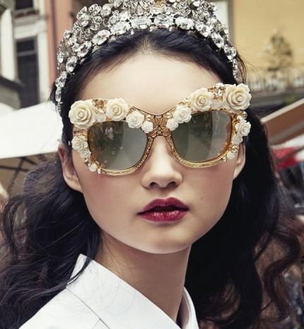 Csipke-rózsa a la Dolce&Gabbana