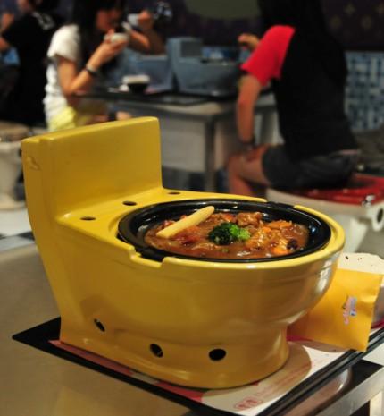 Top5: a világ legfurcsább éttermei