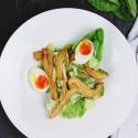 Gasztronómia - A tökéletes cézár saláta receptje