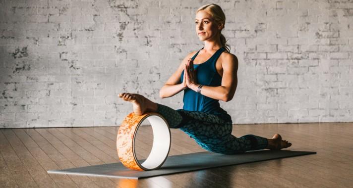 Jóga kerék, nem csak jógázóknak