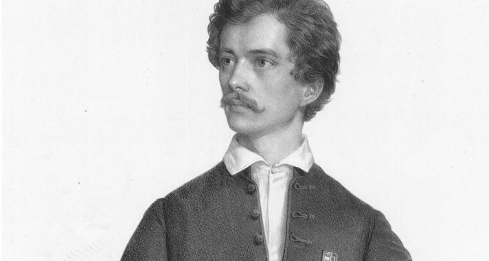 """""""S, ha ajkam örömteli végszava zendül, hadd nyelje el azt az acéli zörej."""" - Petőfi Sándor legszebb forradalmi versei"""