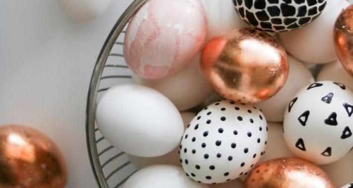 15 ötletes kézzel festett húsvéti tojás, amit öröm lesz adni és kapni is