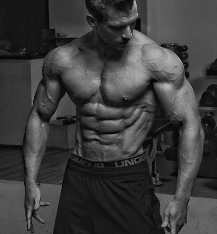Hogyan válik valaki testépítő versenyzővé