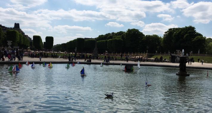 Top30: gyönyörű képek a tavaszi Párizsról