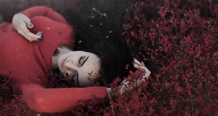 Az álmodozó nő