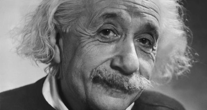 Leckék Albert Einsteintől