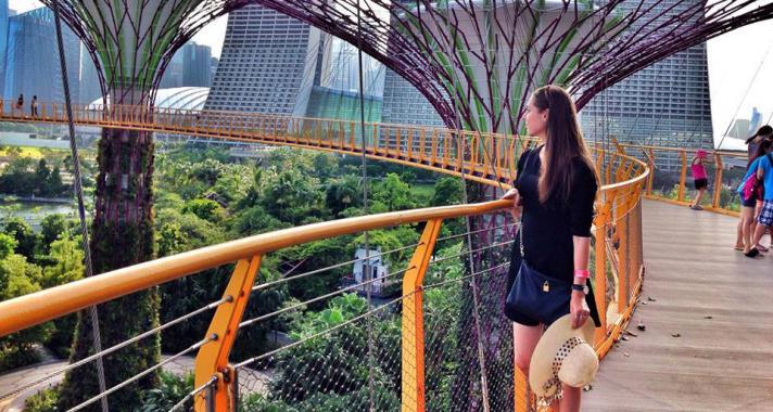 Bakancslista: Szingapúr