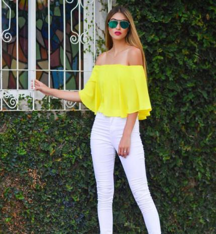 Stílusiskola: Így viseld a sárga színt