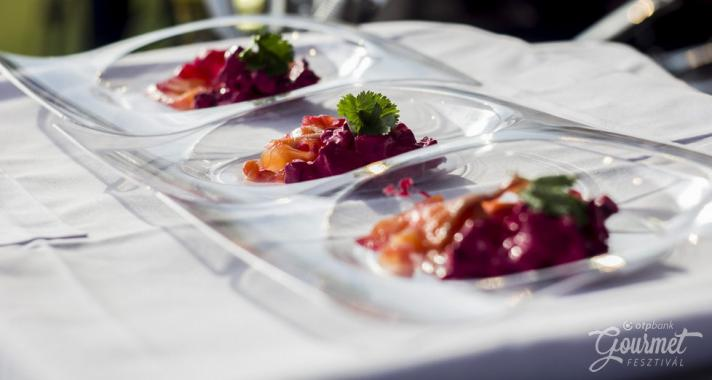 Csütörtökön nyit az OTB Bank Gourmet Fesztivál