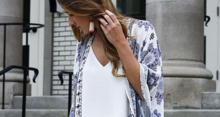 Stílusiskola: így viseld a kimonót idén nyáron