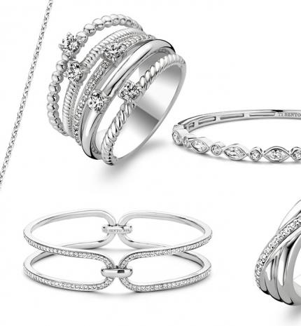 Sterling ezüst ékszerek