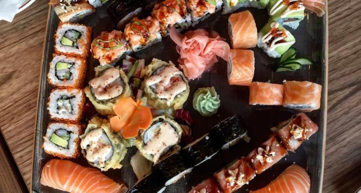 """Mit lehet enni egy """"sushizóban""""?"""
