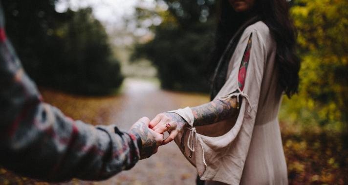 Egy házas ember történeteivel randizom
