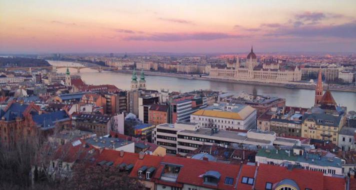 Staycation Budapesten