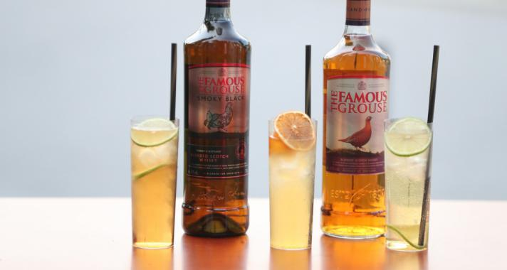 Dobd fel a nyári bulikat whiskykoktélokkal!