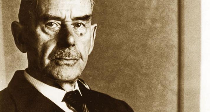 """""""A nevetés a lélek csillanása."""" – Idézetek Thomas Mann-tól"""