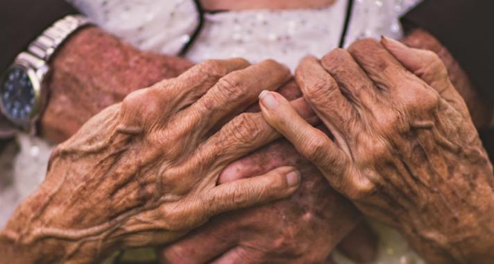 65 év házasság után is boldogan