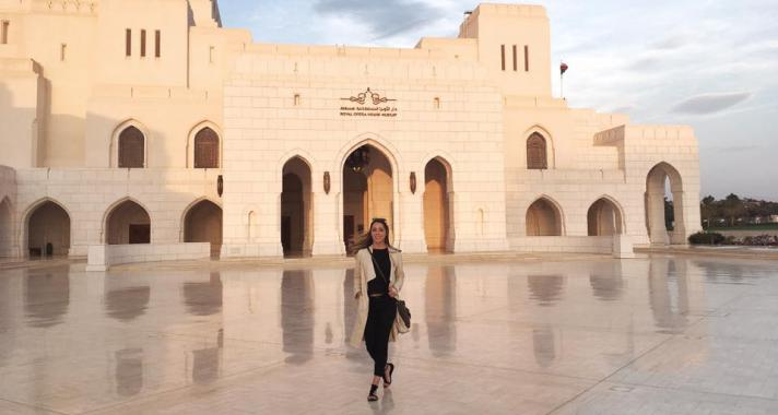 Közel-Kelet nőként, egyedül