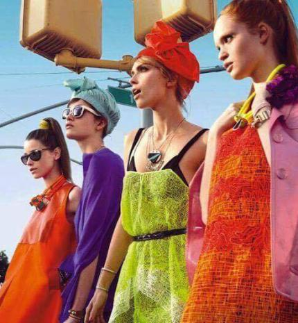 Miről árulkodik a ruhád színe?
