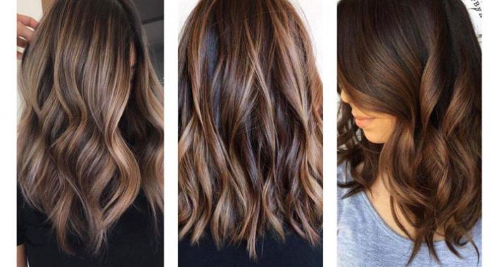 Top 10: A legszebb barna hajszínek nyárra