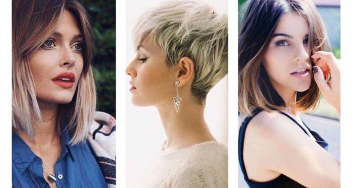 Top 10: legmenőbb rövid hajak nyárra
