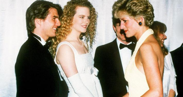 10 híresség, aki Diana hercegnő barátja volt