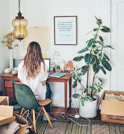 10 inspiráló irodai környezet, ahol öröm a munka