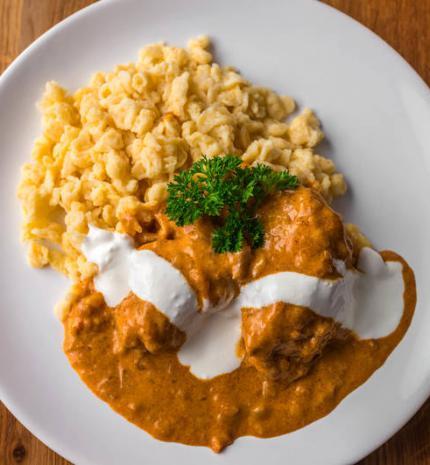A tökéletes ebéd : Így készíts hibátlan csirkepaprikást