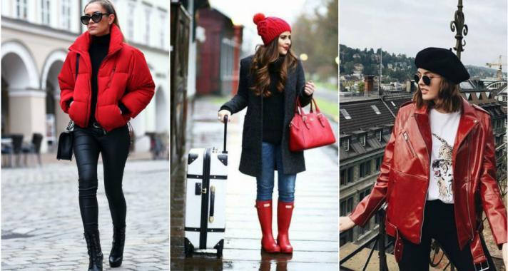 Stílusiskola: így viseld a piros színt ősszel
