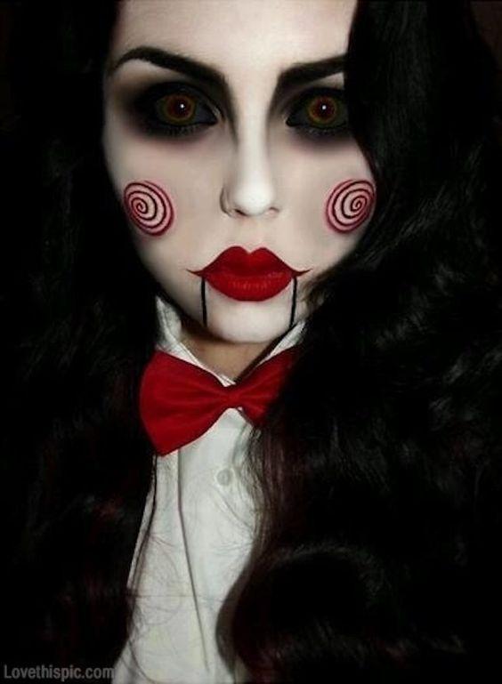 Halloween Sminkek.Top10 A Legjobb Halloween I Sminkek