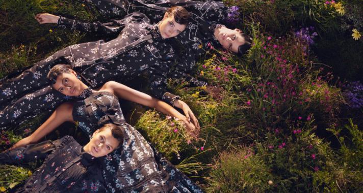 Bemutatjuk az ERDEM X H&M kampányfotóit!