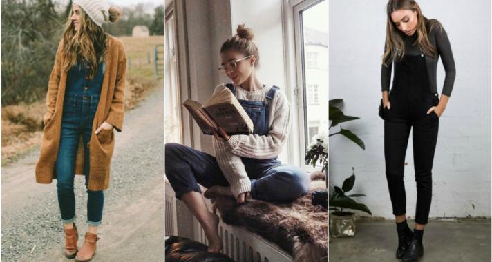 Stílusiskola: így viselj ősszel kantáros nadrágokat