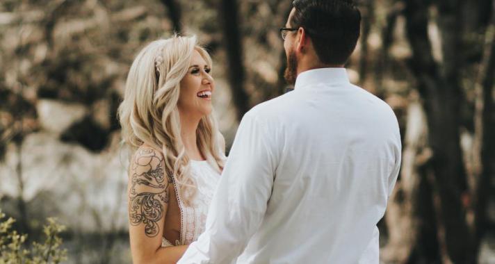 A férfiak szeretik boldoggá tenni a nőket!