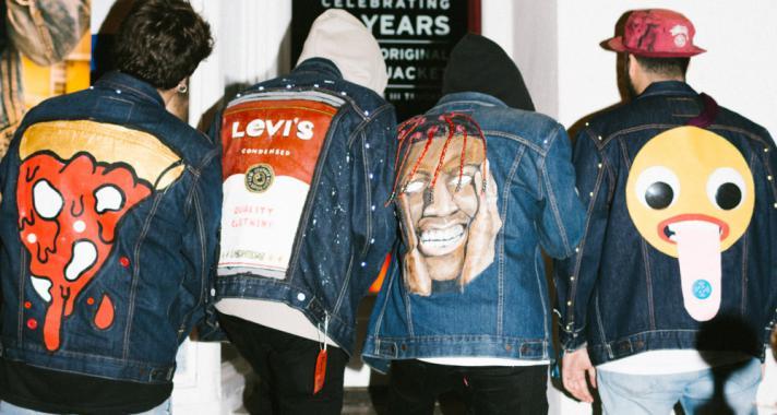A Levi's® fotókiállítást szervezett Berlinben a Trucker dzseki 50. születésnapja alkalmából