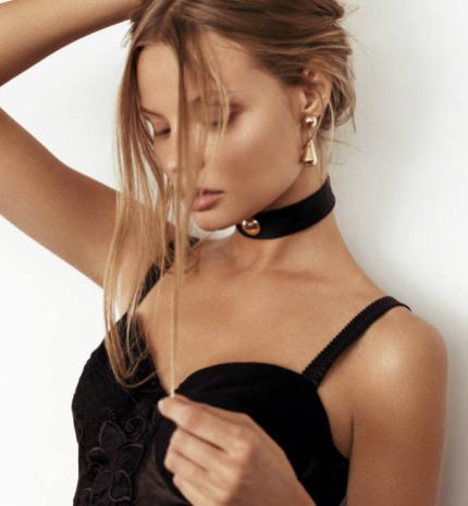 'Bátran merem kijelenteni, hogy a szépség nem minden' – interjú a modellből lett ékszertervezővel