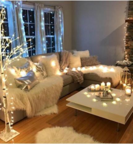 4 home decor tipp a ragyogó karácsonyi hangulathoz