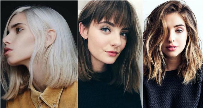 Top10: ha új frizurára vágysz, akkor a long bob fazon a nyerő