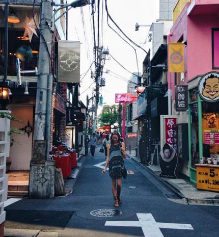 Tokió élménybeszámoló