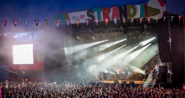 Thirty Seconds to Mars a STRAND Fesztiválon