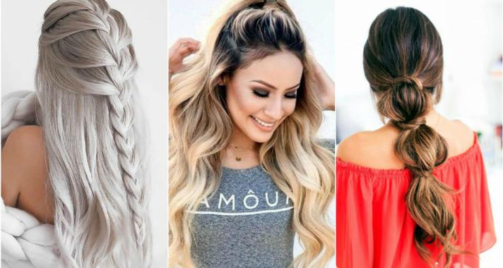 Top10: frizura ötletek Valentin-napi randikra
